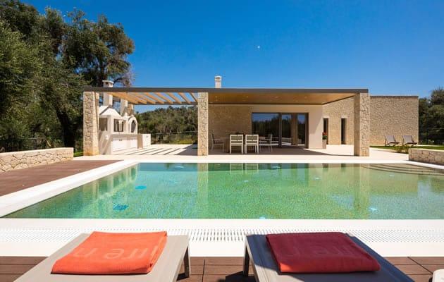 Almyra Villas - Dione Villa - Corfu - Greece